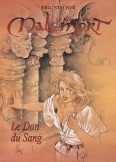 Le roman de Malemort -3TT- Le don du sang