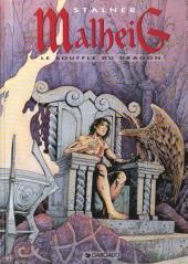 Malheig -2- Le souffle du dragon