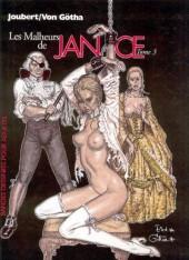 Les malheurs de Janice -3- Tome 3