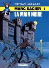 Marc Dacier (couleurs) -5a- La Main Noire