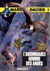 Marc Dacier (couleurs) -6a- L'abominable Homme des Andes