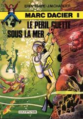 Marc Dacier (couleurs) -8a- Le péril guette sous la mer