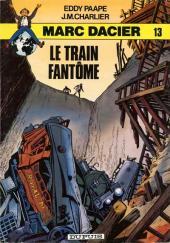 Marc Dacier (couleurs) -13b- Le train fantôme