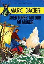 Marc Dacier (1re série) -1- Aventures autour du Monde