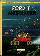 Marc Lebut et son voisin -8- La Ford T anti-pollution