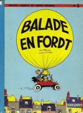 Marc Lebut et son voisin -3- Balade en Ford T
