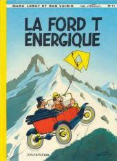Marc Lebut et son voisin -11- La Ford T énergique
