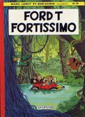 Marc Lebut et son voisin -12- Ford T fortissimo