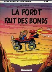Marc Lebut et son voisin -14- La Ford T fait des bonds
