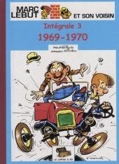 Marc Lebut et son voisin -Int03- Intégrale 3 : 1969-1970