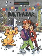 Couverture de Margot et Oscar Pluche -6- Balthazar