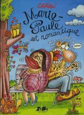 Marie-Paule est romantique