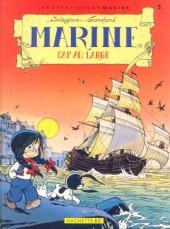 Marine (Corteggiani/Tranchand) -2- Cap au large