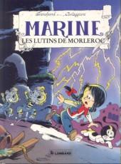 Marine (Corteggiani/Tranchand) -6- Les lutins de Morleroc