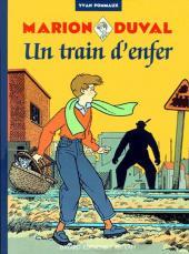 Marion Duval -6a- Un train d'enfer