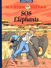 Marion Duval -10- S.O.S. Éléphants