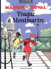 Marion Duval -11- Traque à Montmartre