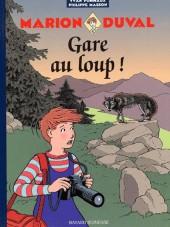 Marion Duval -12- Gare au loup !