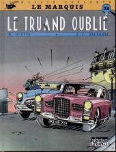 Le marquis (Delvaux) -1- Le truand oublié