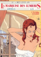 La marquise des Lumières -1- La vierge et l'enfant