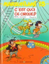 Marsupilami -15- C'est quoi ce cirque !?