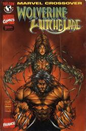Marvel Crossover -5- Wolverine/Witchblade
