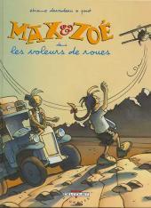 Max et Zoé -1- Les voleurs de roues