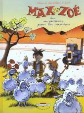 Max et Zoé -2- Un camion pour les moutons