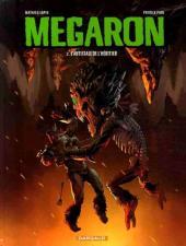 Megaron -2- L'antistase de l'héritier