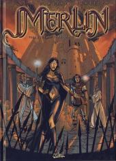 Merlin (Istin/Lambert) -2a- L'éveil du pouvoir