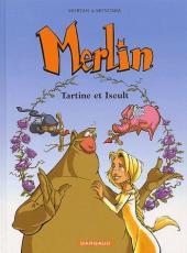 Merlin (Munuera) -5- Tartine et Iseult