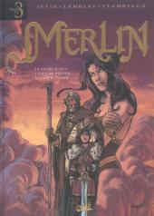 Merlin (Nucléa/Soleil) -INT1- Intégrale Tomes 1 à 3