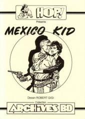 Mexico Kid -2a- Le justicier du far-west