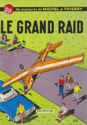 Michel et Thierry -1- Le grand raid