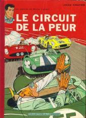 Michel Vaillant -3- Le circuit de la peur