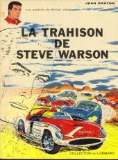 Michel Vaillant -6- La trahison de Steve Warson