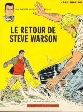 Michel Vaillant -9- Le retour de Steve Warson
