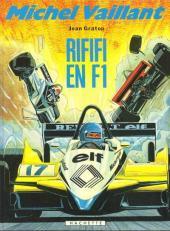 Michel Vaillant -40'- Rififi en F1