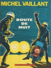 Michel Vaillant -4b1967'- Route de nuit