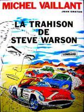 Michel Vaillant -6c1978- La trahison de Steve Warson