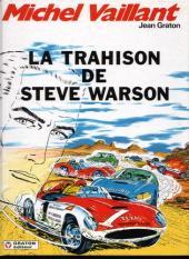 Michel Vaillant -6e2001- La trahison de Steve Warson