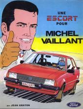 Michel Vaillant -09Pub- Une Escort pour Michel Vaillant