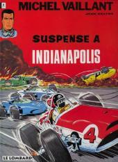 Michel Vaillant -11e1994- Suspense à Indianapolis