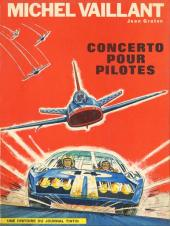 Michel Vaillant -13- Concerto pour pilotes