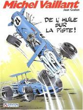 Michel Vaillant -18g2001- De l'huile sur la piste !