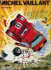 Michel Vaillant -22c1993- Rush
