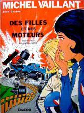 Michel Vaillant -25- Des filles et des moteurs