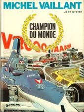 Michel Vaillant -26- Champion du monde