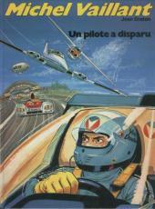 Michel Vaillant -36'- Un pilote a disparu