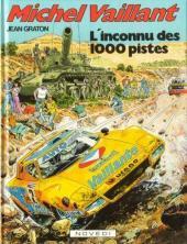 Michel Vaillant -37a- L'inconnu des 1000 pistes